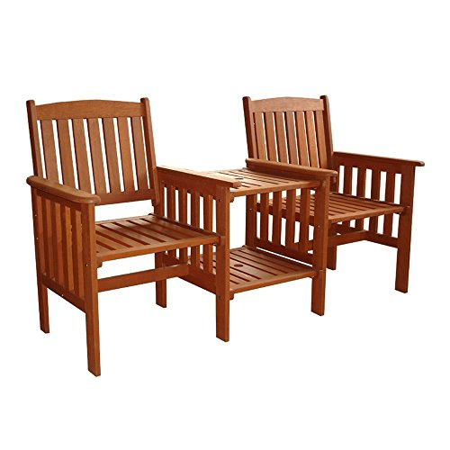 Jakarta Solid Wood Outdoor Garden & Patio Relaxing Rocker Chair