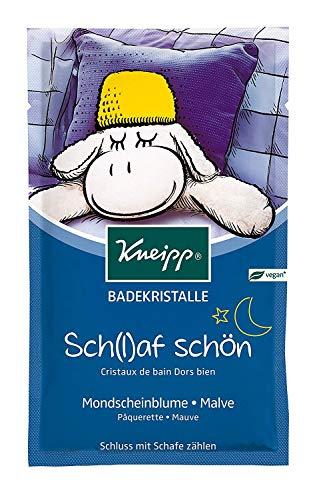 Kneipp Badekristalle Sch(l)af schön, 6er Pack (6 x 60 g)