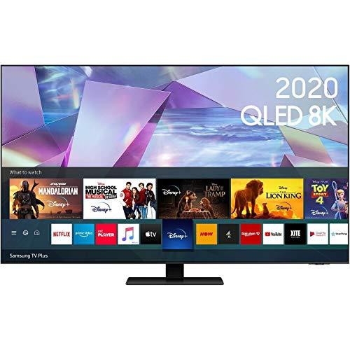 """Samsung QE55Q700TA 55"""" QLED 8K HDR Smart LED TV"""