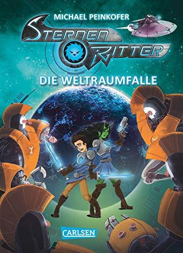 Sternenritter 6: Die Weltraumfalle: Science Fiction-Buch der Bestseller-Serie für Weltraum-Fans ab 8 Jahren (6)