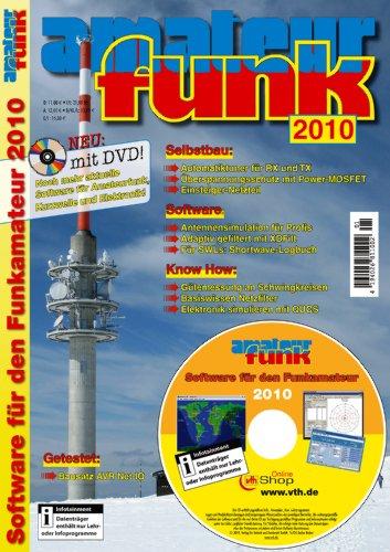 Amateurfunk - Software für den Funkamateur 2010 mit DVD