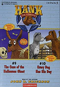 Hank Audio Pack #5: The Case of the Halloween Ghost and Every Dog Has His Day - Book  of the Hank the Cowdog