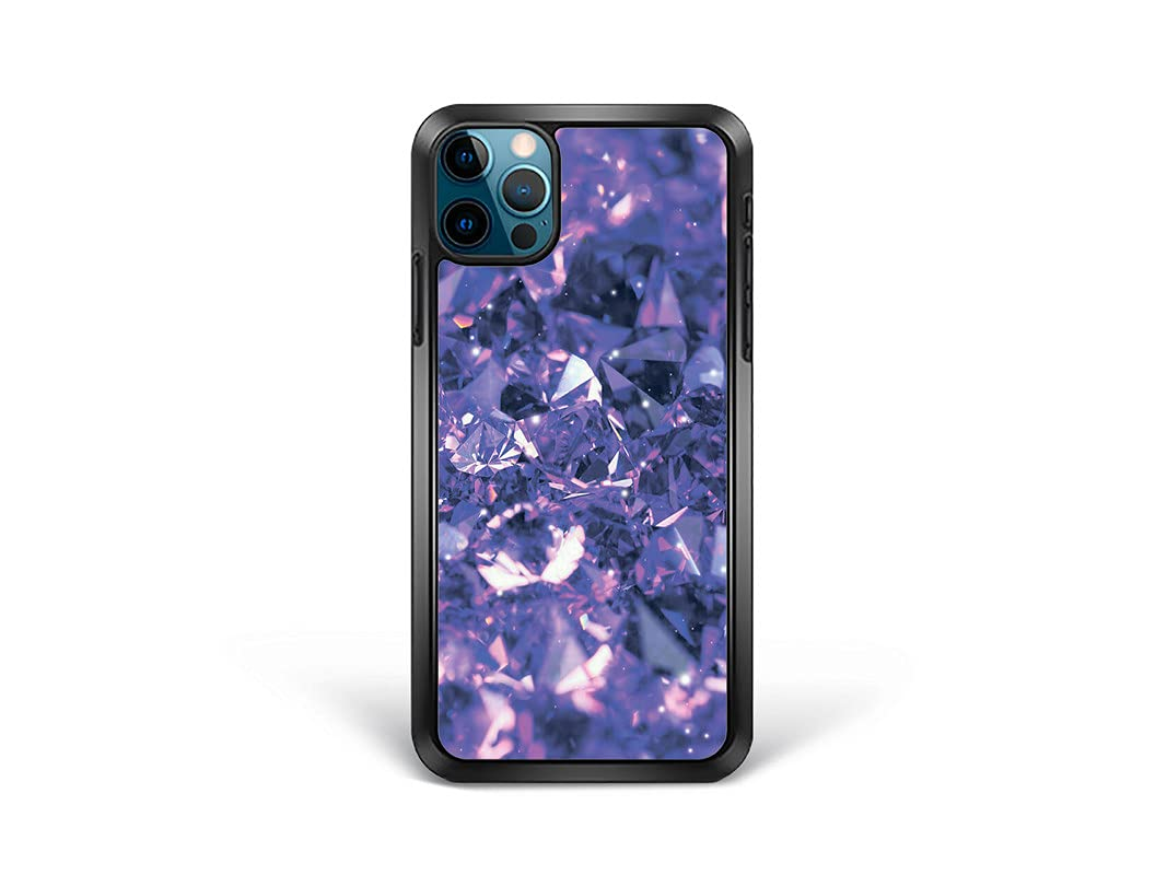 Bonito-store iPhone 11 Cover Jewelry Now free shipping Diamonds 5 + 6 5s Sale special price 6S Purple