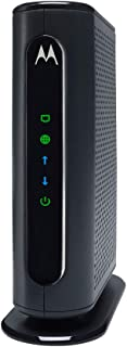 Best MOTOROLA 16x4 Cable Modem, Model MB7420, 686 Mbps DOCSIS 3.0, Certified by Comcast XFINITY, Charter Spectrum, Time Warner Cable, Cox, BrightHouse, and More Review