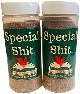 Special Shit Seasoning 12 oz.   2 Pack