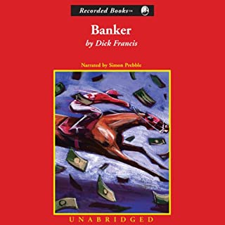 Banker audiobook cover art