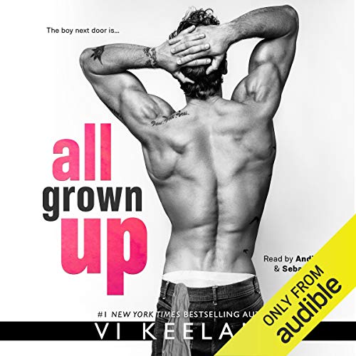 Page de couverture de All Grown Up
