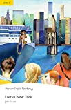 Level 2: Lost In New York (Pearson English Graded Readers) (English Edition)