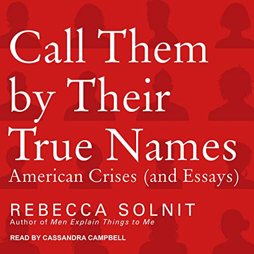 Call Them by Their True Names audiobook cover art