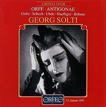 Orff: Antigonae (1951)