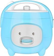 FDY Mini Cuiseur À Riz (2 L   400 W) Cuiseur À Riz Multifonctionnel Pot Intérieur Antiadhésif Protection Haute Température...