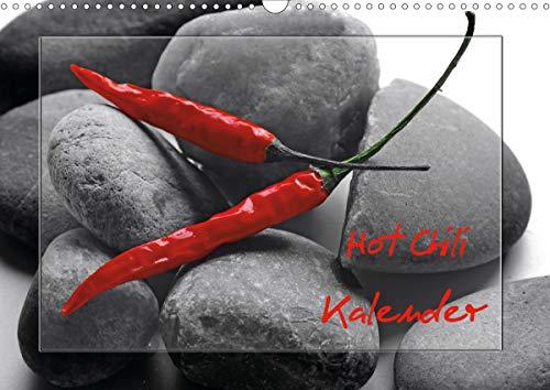 Hot Chili Küchen Kalender (Wandkalender 2020 DIN A3 quer)