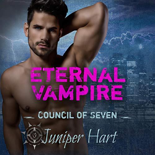Eternal Vampire audiobook cover art