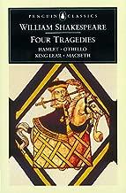 William shakespeare: أربع tragedies: Hamlet ، تيشيرت مطبوع عليه Othello, مقاس King lear ، و macbeth (برسمة صغير البطريق Classics)