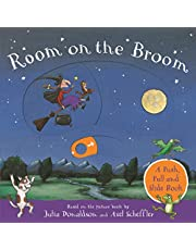 Room on the Broom: A Push, Pull and Slide Book