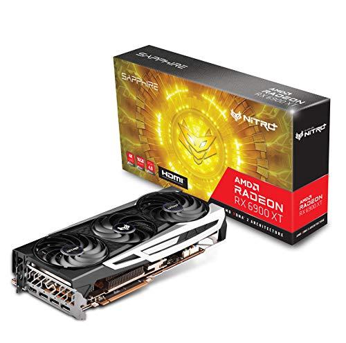 NITRO+ AMD RADEON RX 6900XT OC GAMING SCHEDA GRAFICA 16GB GDDR6, 11308-01-20G
