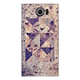 Disagu SF-sdi-4343_1045 Design Folie für BlackBerry Priv Rückseite - Motiv Rost geometrisch