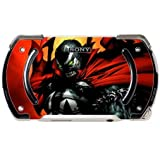 Comic Book Hero Vinyl Decal Sticker Skin by Compass Litho for PSP Go