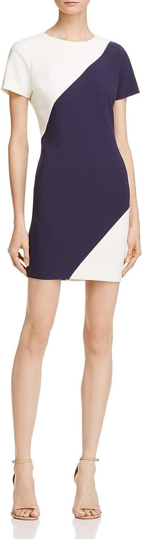 Likely Womens Manhattan Tight Sheath Mini Dress