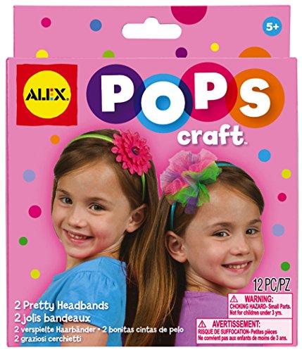 Alex 1198 - Pops - 2 leuke haarbanden