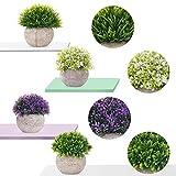 Zoom IMG-1 ekkong piante artificiali in vaso