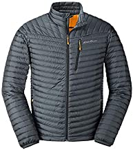 Eddie Bauer Men's MicroTherm 2.0 Down Jacket, Storm Regular L
