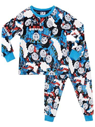 Thomas & Friends Pijama para Niños Thomas The Tank Engine Multicolor 12-18 Meses