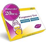 Zoom IMG-1 20 test di gravidanza babycolor