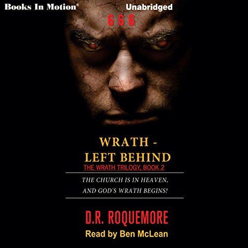 Wrath - Left Behind audiobook cover art