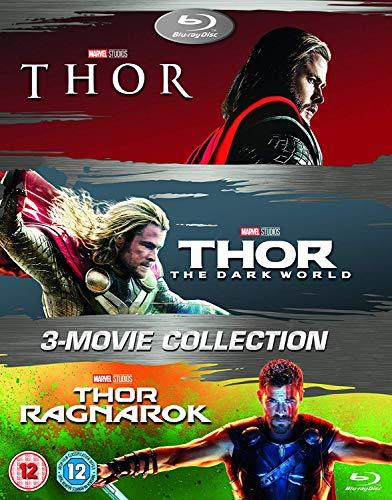 Thor 1-3 [Blu-Ray] [Import]
