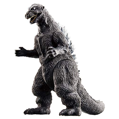 Bandai Godzilla Movie Monster Series Godzilla (1954) Soft Vinyl Figure 6.1 inches