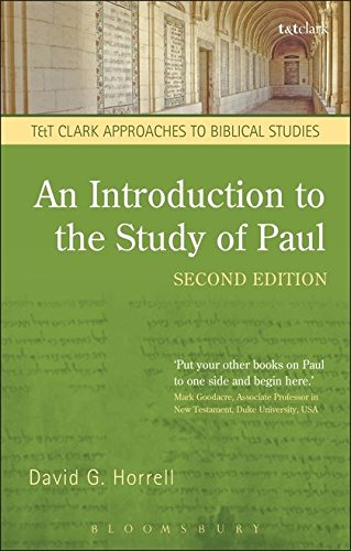 An Introduction to the Study of Paul: 2nd Edition (T&T Clark Approaches to Biblical Studies)
