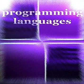 Programming Languages (Deep House Music)