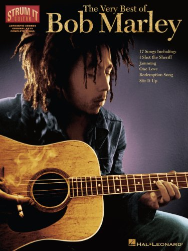 The Very Best of Bob Marley Songbook (Strum It Guitar) (English ...