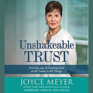 Unshakeable Trust cover art