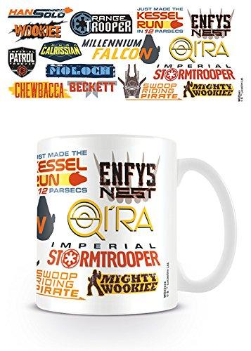 Solo: A Star Wars Story MG25043 Bumper Stickers mok, keramiek, meerkleurig