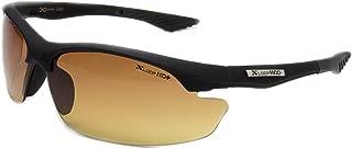 X-Loop HD Sunglasses Black Frame