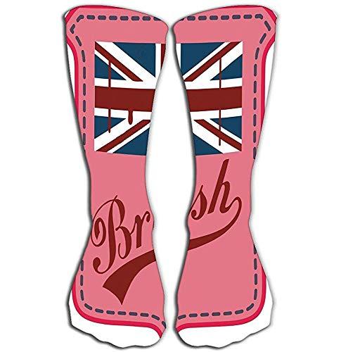 NGMADOIAN Dames 'heren' tube kousen Athletic Crew sokken 50 cm (19,7