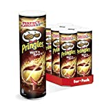 Pringles Hot & Spicy Chips | 6er Party-Pack (6 x 200g) -