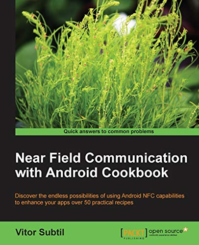Near Field Communication with Android Cookbook download ebooks PDF Books
