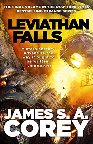Leviathan Falls (The Expanse Book 9) (English Edition)