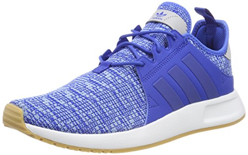 adidas Originals X_PLR, Zapatillas Textil para Hombre, Azul Blue/Gum 3 001, 43 1/3 EU