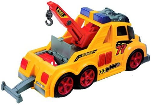 Dickie Toys Light and Sound Tow Truck by DICKIE TOYS