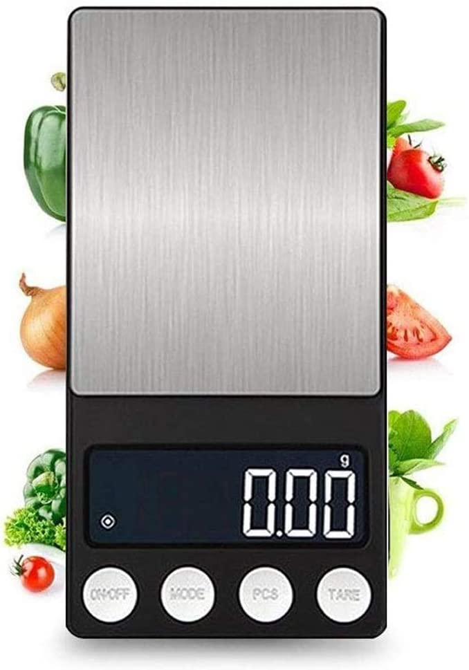 ZOUHANGDIAN Food Kitchen Scale Digital Ounces 5 ☆ Miami Mall popular Grams for Wei and