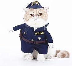 Divertido Perro Mascota Gato Ropa de Pirata Traje de Suite para Halloween Navidad Vestido de Fiesta Cosplay Hillento Traje de Mascota Ropa de Fiesta Ropa para Gato Perro