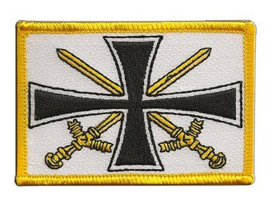 Flaggenfritze Flaggen Aufnäher Preußen Marine Oberbefehlshaber Fahne Patch + gratis Aufkleber