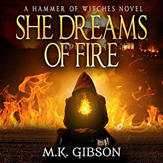 She Dreams of Fire cover art