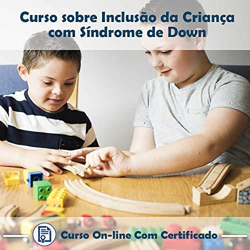 Curso online em videoaula sobre Inclusão da Criança com Síndrome de Down com Certificado + 2 brindes