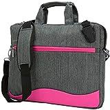 15.6 Inch Laptop Shoulder Bag for Lenovo ThinkPad L15 P15 P15s P15v T15 E590 T15p, E15, P1, X1 Extreme Series, IdeaPad 3 5, Slim 7, 15s S540 S740, Flex 5, Gaming 3 3i, Yoga C740 C940, Legion 5 5i 7i
