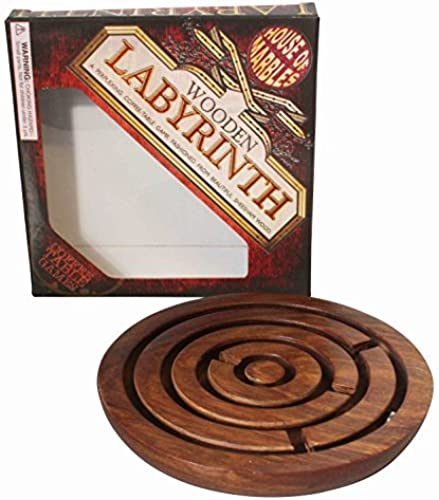 boisen Labyrinth by House of Marbles